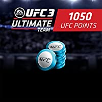 EA Sports UFC 3 - 1050 UFC Points - PS4 [Digital Code]