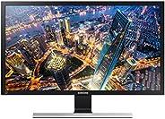 Monitor Samsung LED 28´ Widescreen, 4K, HDMI/Display Port, FreeSync, 1ms - LU28E590DS/ZD Cor:Preto