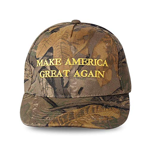 Make America Great Again Baseball Caps,Camouflage Hat Embroidered Donald Hat MAGA Cap ()