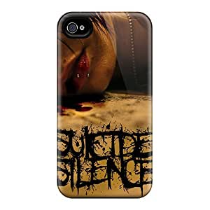 Cute PC Luoxunmobile333 Suicide Silence For Case Iphone 6Plus 5.5inch Cover
