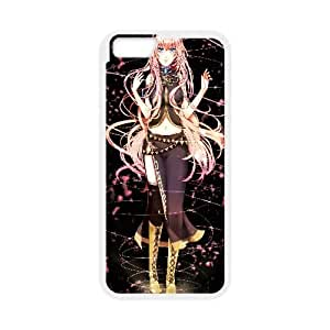 Megurine Luka Vocaloid Anime iPhone 6 4.7 Inch Cell Phone Case White persent xxy002_6041195