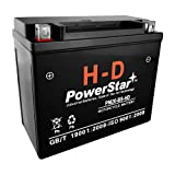 Real Ryders Motorcycle Battery for HARLEY-DAVIDSON XL (Sportster) 1000CC 79-'85