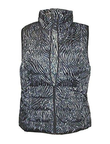 Zebra Print Vest - 6