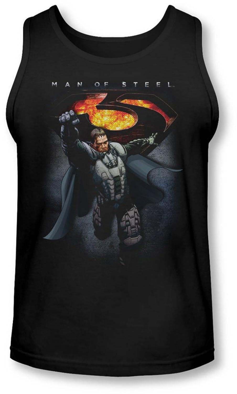 Man Of Steel - Mens Symbolic Zod Tank-Top