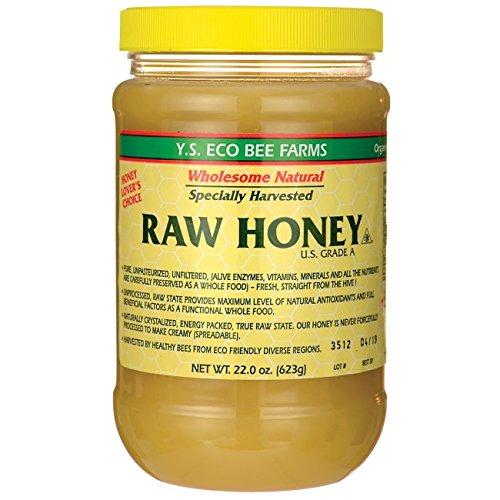 ys organic raw honey - 9