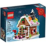 LEGO 40139 Gingerbread House (277 Pieces)