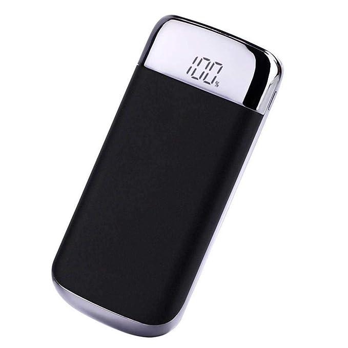 Tinffy - Cargador de batería Externa portátil de polímero de 20000 ...