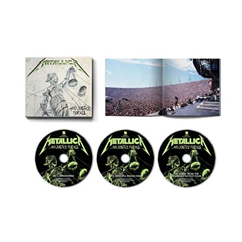 Which is the best metallica cd set?