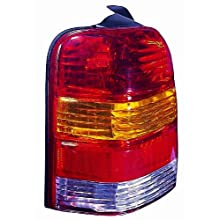 Depo 330-1907L-UC Ford Escape Driver Side Replacement Taillight Unit