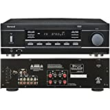 Sherwood RX 4109 200W Stereo Receiver Black