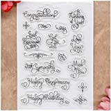 Kwan Crafts Words Congratulations Love You Miss...