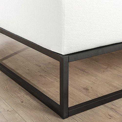 Zinus Joseph Modern Studio 10 Inch Platforma Low Profile