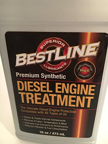 Bestline Diesel Engine Oil Treatment Additive Lubricant (UK BASED).