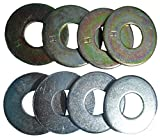 Eight 2' Washer Toss Replacement Washers