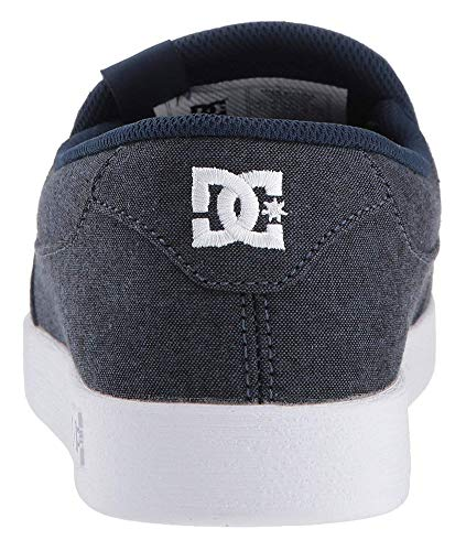 Sneaker Se Dc 410 Slip Shoes Villain Men's Low Blue Tx Top on xBwqOZB