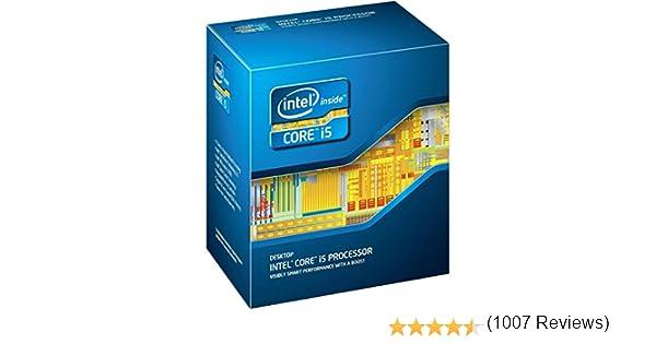 Intel Core i5-4670K - Procesador (3.4 GHz, DDR3-1333/1600, Intel ...