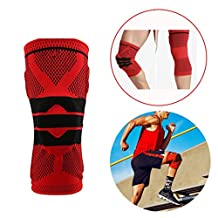 1pcs Knee Support Elastic Sport Leg Knee Elastic Knee Pad For Otutdoor Sport by XILALU