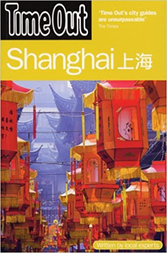Book Time Out Shanghai 3rd edition