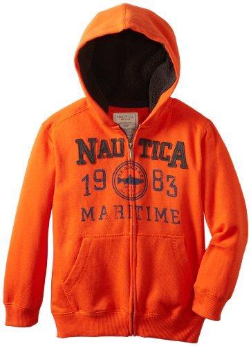 Nautica Boys 8-20 Eighty Three Fleece Hoodie