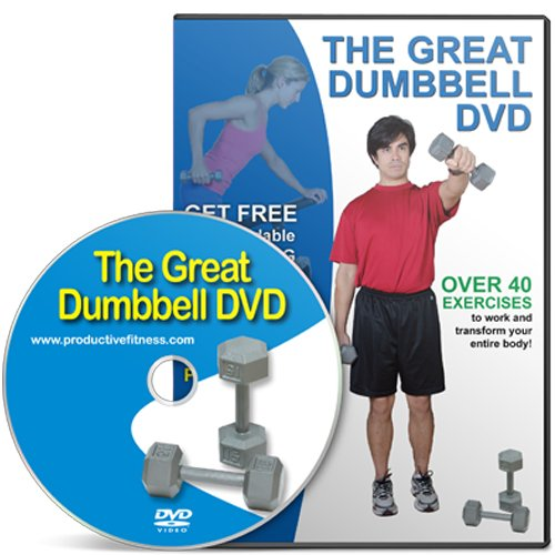 Great Productive Fitness Dumbbell Exercises product image