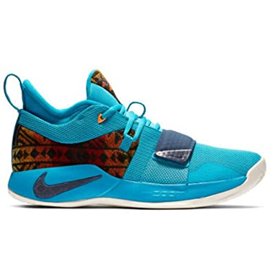 new arrival d9aa7 986c6 Nike PG 2.5 Pendleton TV PE 2 Men s Basketball Shoes Size  11.5
