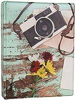 Álbum Aquarela Câmera 500 fotos 10x15-151577
