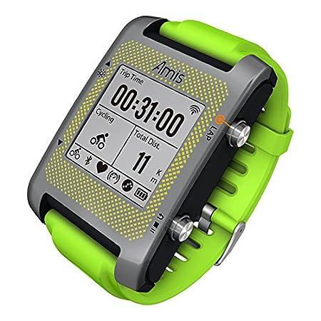 Bryton Amis S630E - GPS para Correr, Color Verde: Amazon.es ...