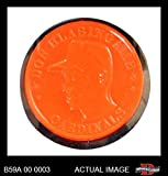 1959 Armour Coins # 5 RED Don Blasingame St. Louis Cardinals (Baseball Card) (Red) Dean's Cards 7 - NM Cardinals