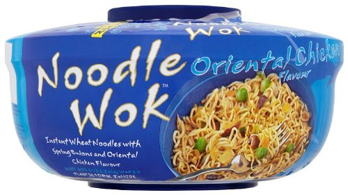 Blue Dragon Oriental Chicken Noodle Wok 65 g (order 6 for trade outer)