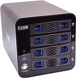 CineRAID CR-H458 (USB 3.0 4 Bay RAID Enclosure)