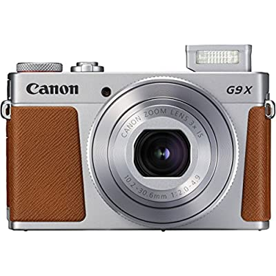 Canon PowerShot G9 X Mark II Digital Camera Bundles by Photo Savings