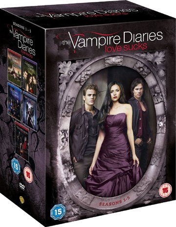 vampire diaries 5th season - 8