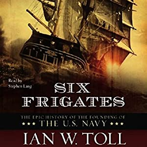 Six Frigates Audiobook