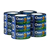 Duck Clean Release Blue Painter's Tape 2-Inch (1.88-Inch x 60-Yard), 12 Rolls, 720 Total Yards, 284372