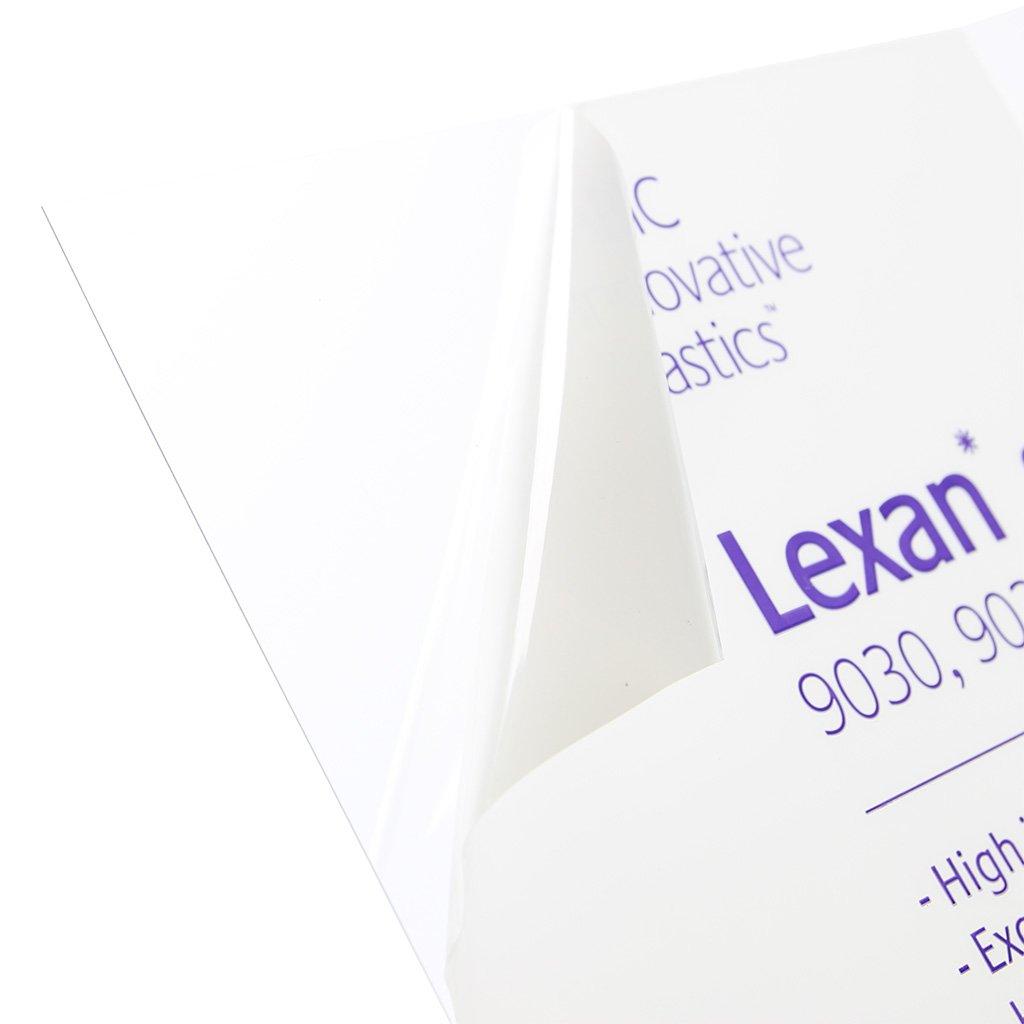 Amazon.com: Polycarbonate Sheet - .030\