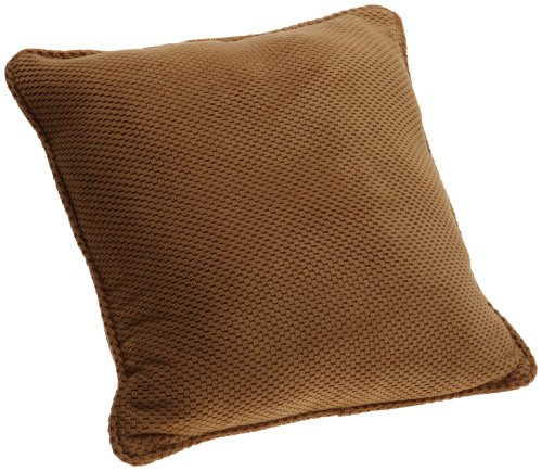 Classic Slipcovers Pillow - Classic Slipcovers 18-Inch by 18-Inch Pillow, Cappuccino