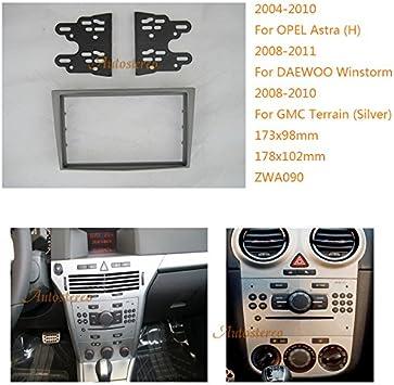 Radio Stereo Mounting Installation Dash Kit 2DIN METRA 95-7326