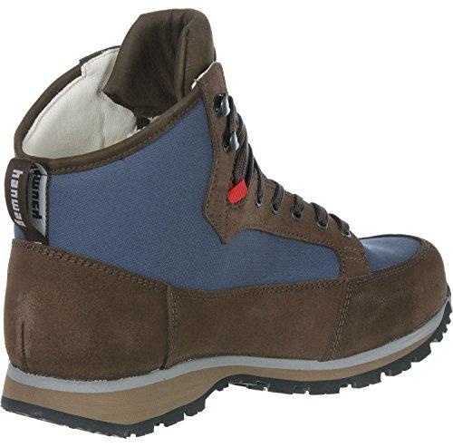Hanwag Braun Mid II Shoes Bacal Travel Blau qwz7f6q