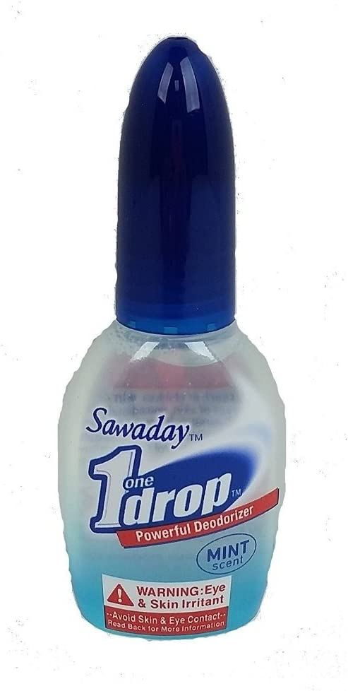 (Two-Pack) One-Drop Concentrated Deodorizer (2 X 0.67 Oz)