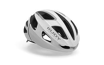 Rudy Project Strym - Casco de Bicicleta - Blanco Contorno de la ...