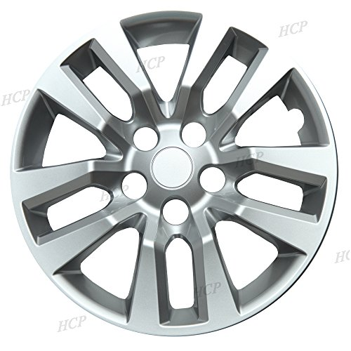 Silver 16 Quot Bolt On Hub Cap Wheel Covers For Nissan Altima