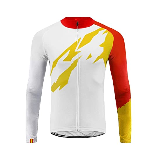 7fa484562 Uglyfrog Long Sleeve Quick Dry Bike Jersey Breathable Basic Shirts for  Sports F02