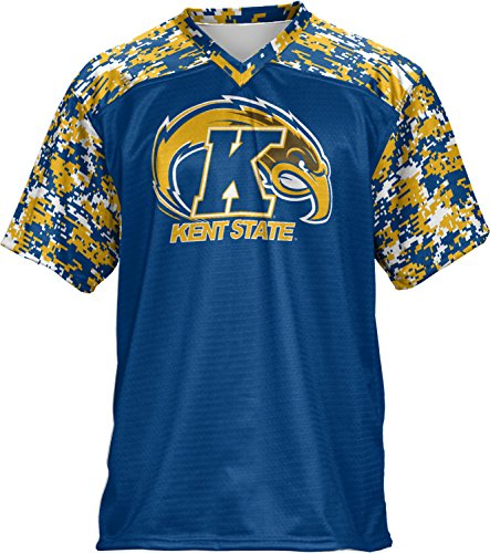 ProSphere Kent State University Men's Football Jersey (Digital) FCF41 (XX-Large)