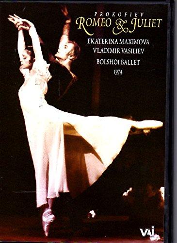 Prokofiev: Romeo & Juliet [DVD Video] by MAXIMOVA,EKATERINA