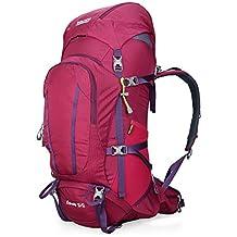 Internal Frame Pack Hiking Daypack Outdoor Waterproof Travel Backpacks Bolang 60L 8715
