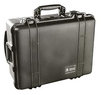 Pelican 1560 Case with Foam (Camera, Gun, Equipment, Multi-Purpose) - Black