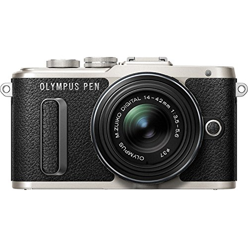 Olympus PEN E-PL8 + 14-42mm EZ Pancake