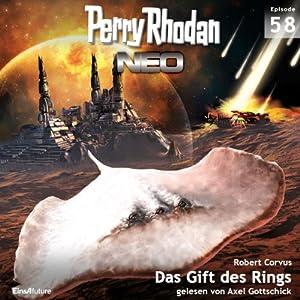 Das Gift des Rings (Perry Rhodan NEO 58) Hörbuch