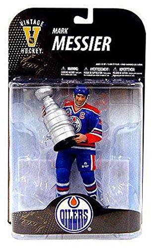 egends Series 7 Mark Messier Edmonton Oilers with Stanley Cup (Mark Messier Oilers)