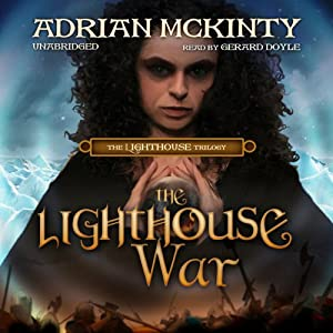 The Lighthouse War Audiobook
